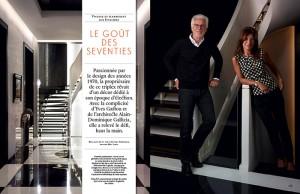 Reportage AD france  aout-septembre 2014 Gallizia